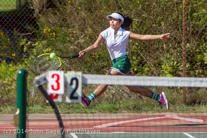 20585 Girls Tennis v CWA 042814