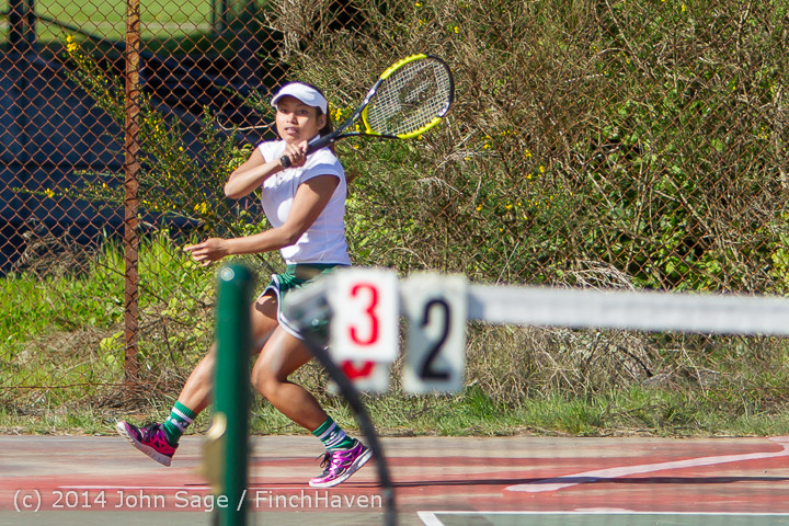 20587 Girls Tennis v CWA 042814