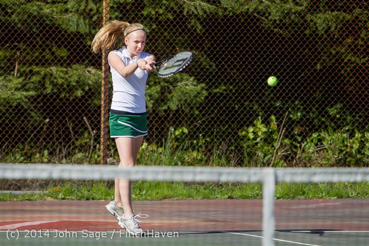 20590 Girls Tennis v CWA 042814
