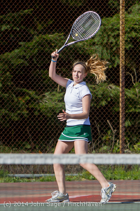 20593 Girls Tennis v CWA 042814