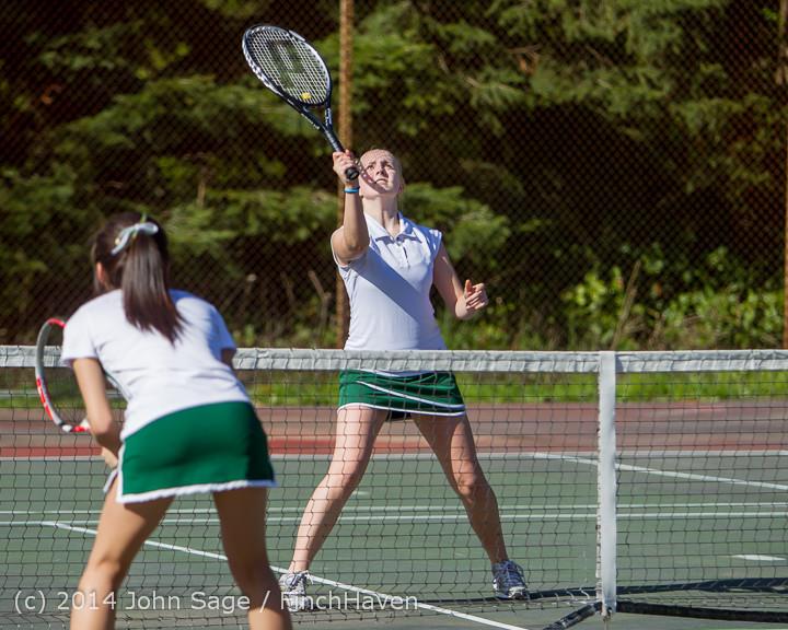 20594 Girls Tennis v CWA 042814