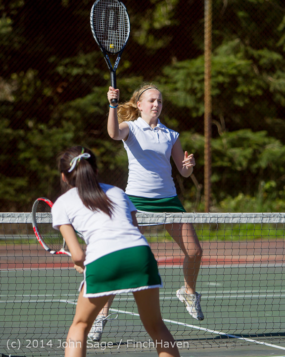 20598 Girls Tennis v CWA 042814