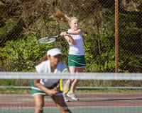 20614 Girls Tennis v CWA 042814