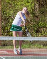 20619 Girls Tennis v CWA 042814