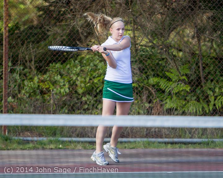 20633 Girls Tennis v CWA 042814
