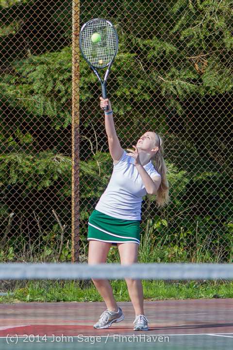 20636 Girls Tennis v CWA 042814