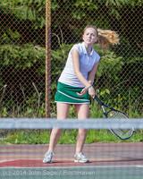 20639 Girls Tennis v CWA 042814