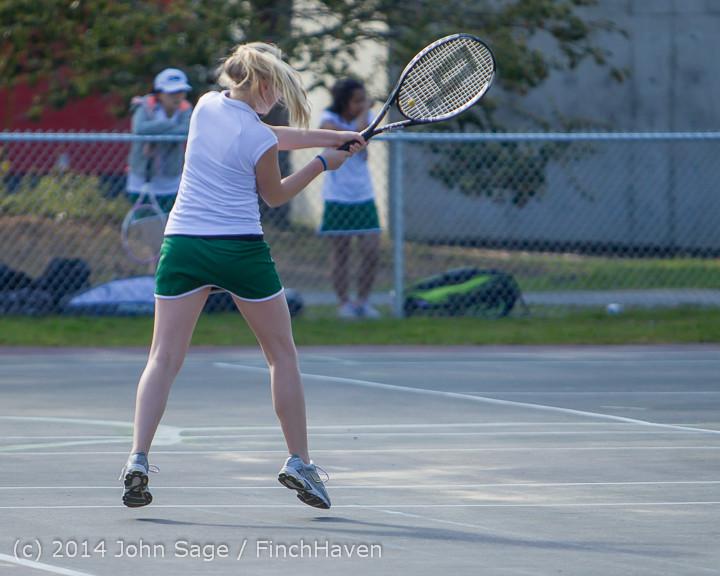 20641 Girls Tennis v CWA 042814