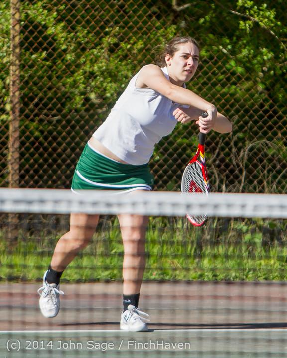 20658 Girls Tennis v CWA 042814
