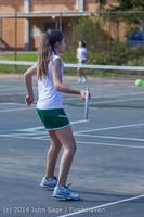 20669 Girls Tennis v CWA 042814