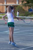 20670 Girls Tennis v CWA 042814