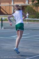 20671 Girls Tennis v CWA 042814
