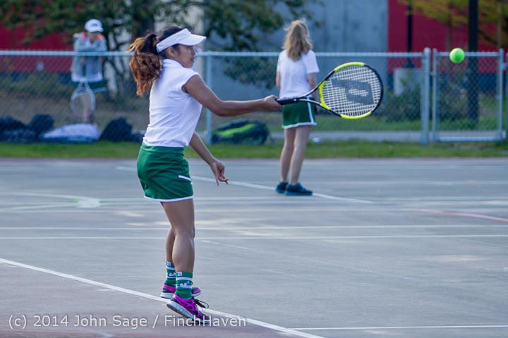 20674 Girls Tennis v CWA 042814