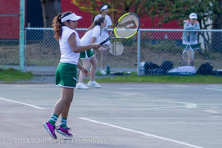 20679 Girls Tennis v CWA 042814
