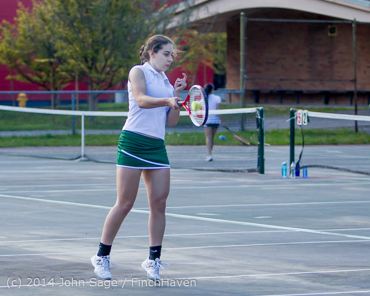 20686 Girls Tennis v CWA 042814