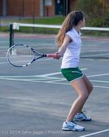 20691 Girls Tennis v CWA 042814