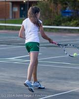 20694 Girls Tennis v CWA 042814
