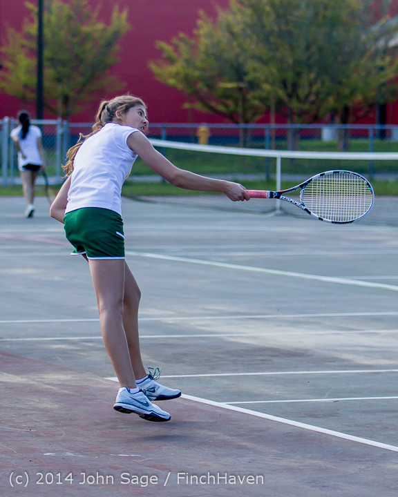 20697 Girls Tennis v CWA 042814