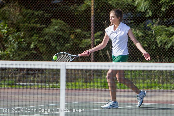 20714 Girls Tennis v CWA 042814