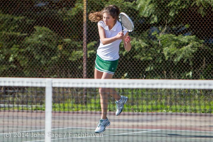 20716 Girls Tennis v CWA 042814