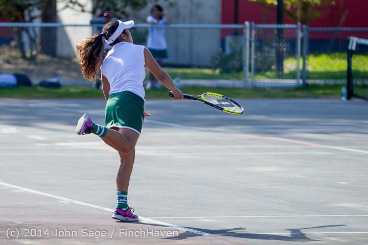 20724 Girls Tennis v CWA 042814
