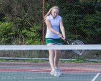 20760 Girls Tennis v CWA 042814