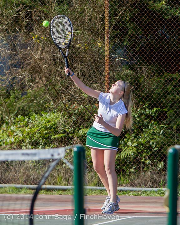 20766 Girls Tennis v CWA 042814