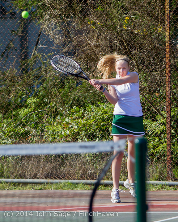 20770 Girls Tennis v CWA 042814
