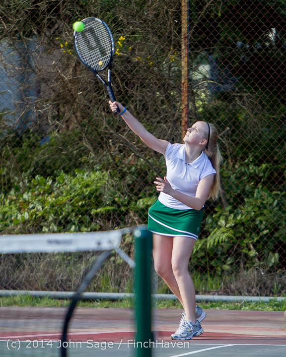 20776 Girls Tennis v CWA 042814