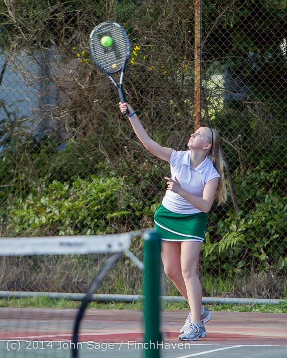 20781 Girls Tennis v CWA 042814