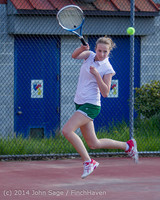 20800 Girls Tennis v CWA 042814