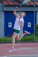 20801 Girls Tennis v CWA 042814