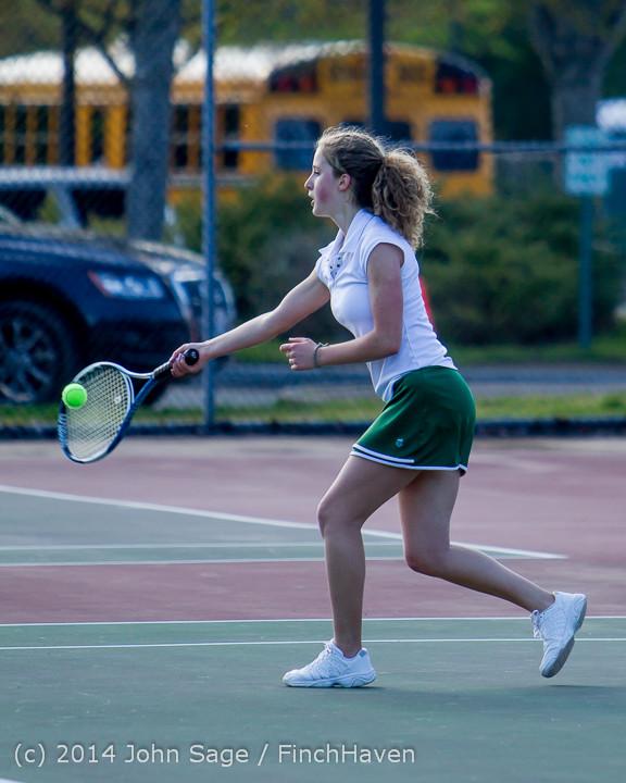 20807 Girls Tennis v CWA 042814