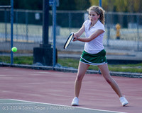 20812 Girls Tennis v CWA 042814