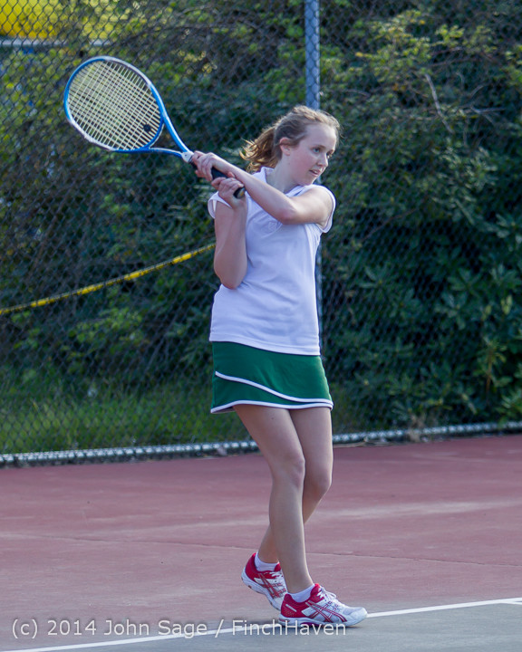 20818 Girls Tennis v CWA 042814