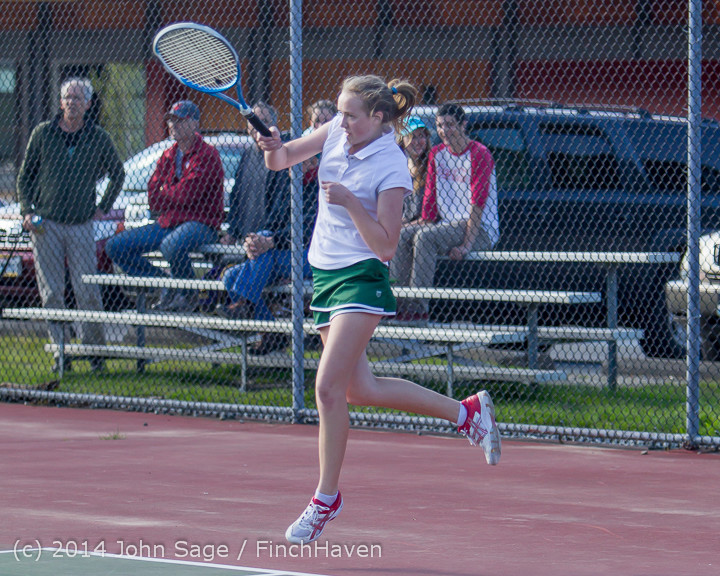 20824 Girls Tennis v CWA 042814