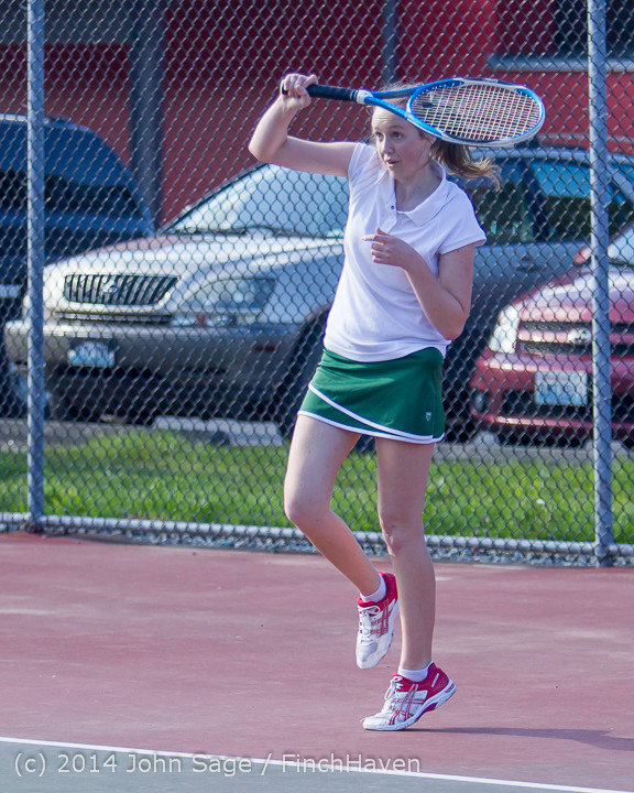 20834 Girls Tennis v CWA 042814