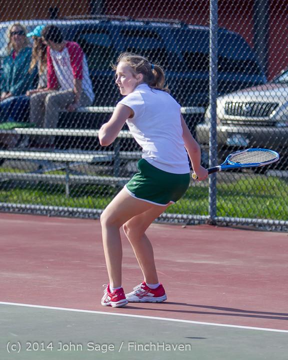 20835 Girls Tennis v CWA 042814