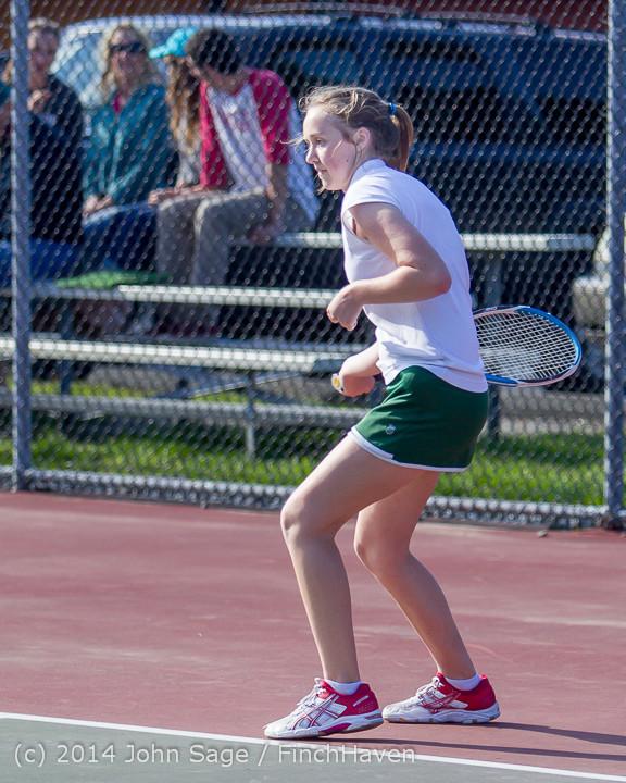 20837 Girls Tennis v CWA 042814