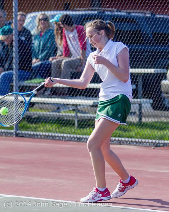 20838 Girls Tennis v CWA 042814