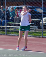 20841 Girls Tennis v CWA 042814