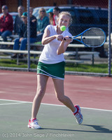 20842 Girls Tennis v CWA 042814