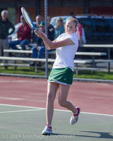 20843 Girls Tennis v CWA 042814