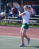 20844 Girls Tennis v CWA 042814