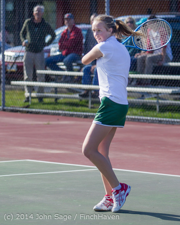 20845 Girls Tennis v CWA 042814