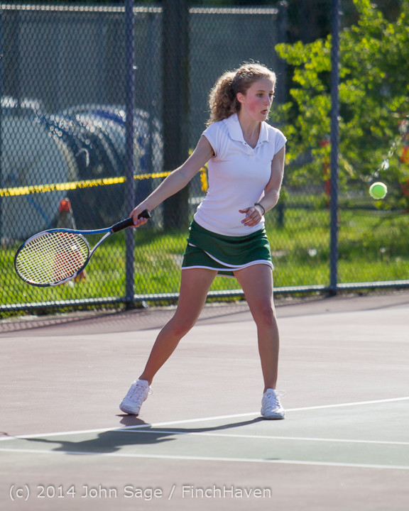 20848 Girls Tennis v CWA 042814