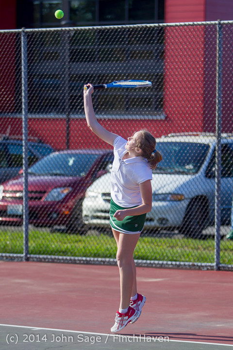 20854 Girls Tennis v CWA 042814