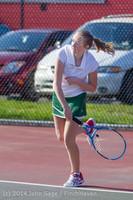 20857 Girls Tennis v CWA 042814