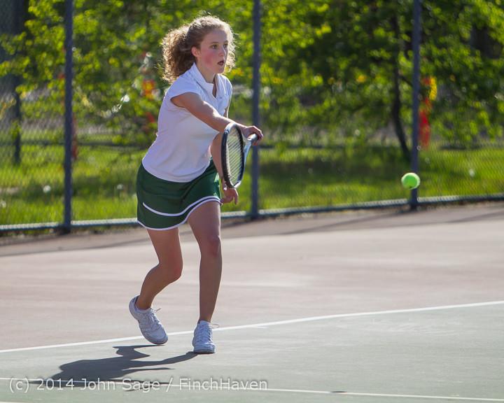 20859 Girls Tennis v CWA 042814