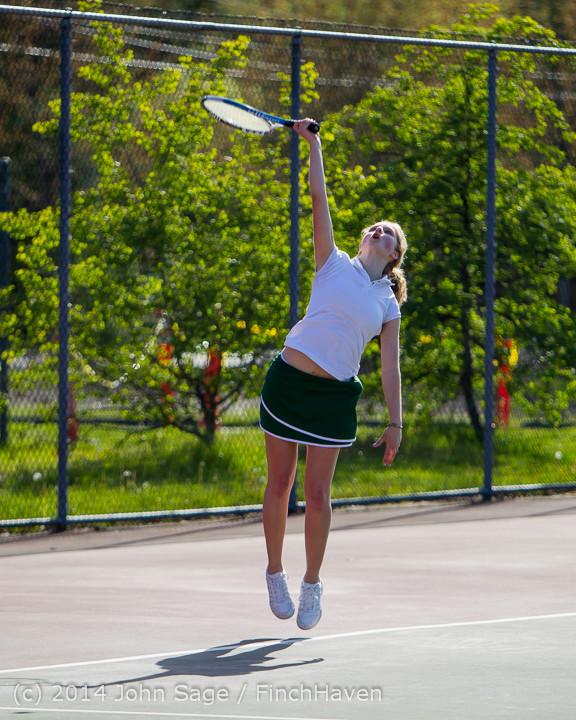 20867 Girls Tennis v CWA 042814